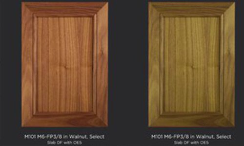 Cabinet door options & features