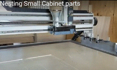 CNC Cutting mechanisms