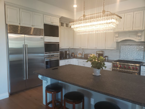 Custom Kitchen Cabinet Remodeling Project in San Antonio